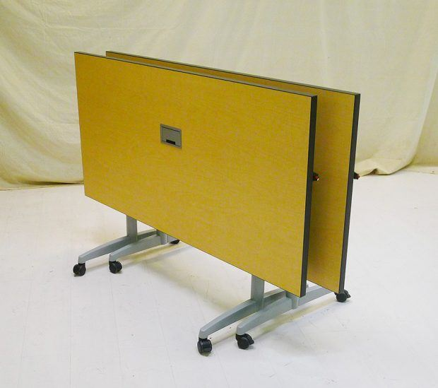 Folding Conference Tables - Storage Options