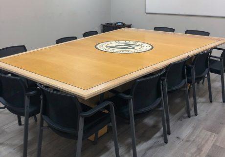 Keystone Conference Table Shape