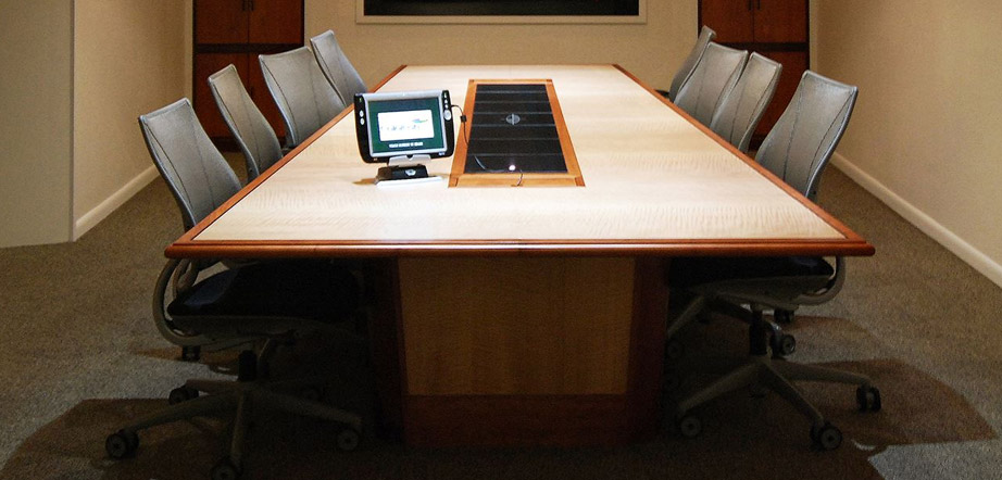 Keystone Conference Table - Videoconference Table
