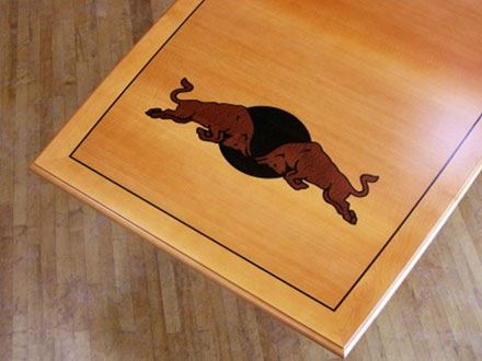 Red Bull Logo Conference Table