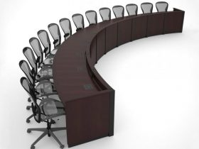 Memphis LG&W Committee Conference Table