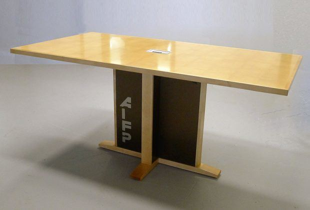 AIFP 2 Modular Conference Room Table
