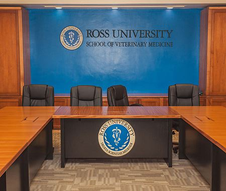 Ross University 2 Modular Conference Room Tables