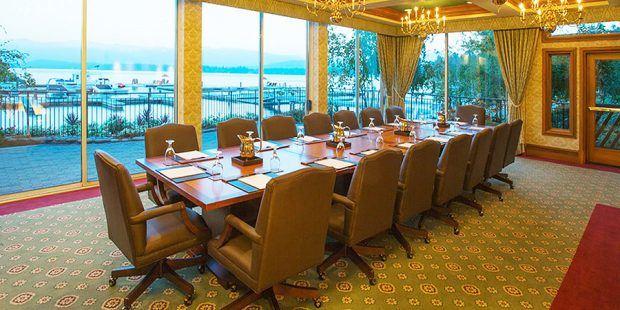 Modular Meeting Tables - Whitetail