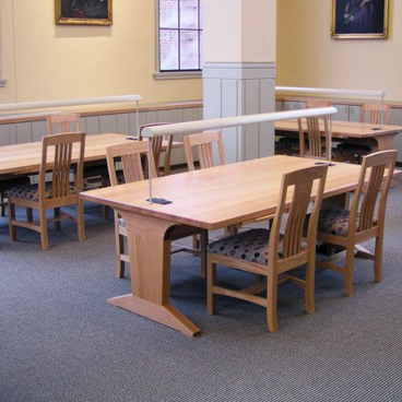 Oak Conference Table - Wood Conference Tables