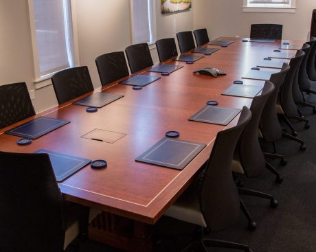 Rectangular Conference Table Shape