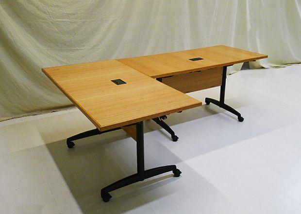 Small Conference Table - Corner Configuration