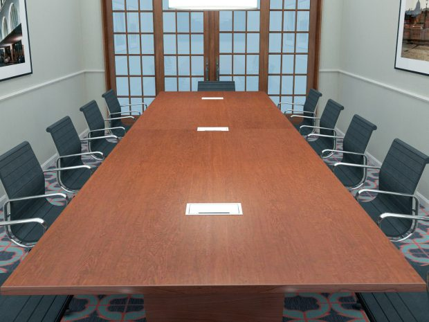 Central Hotel Harrisburg Conference Table
