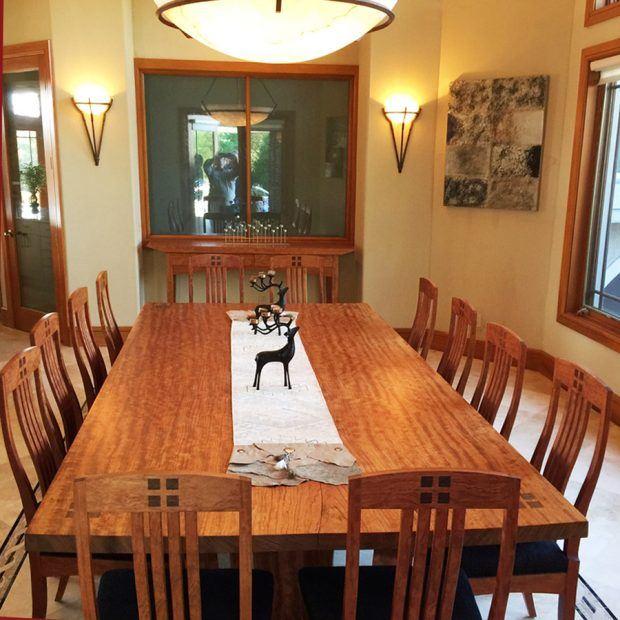 Custom Dining Set
