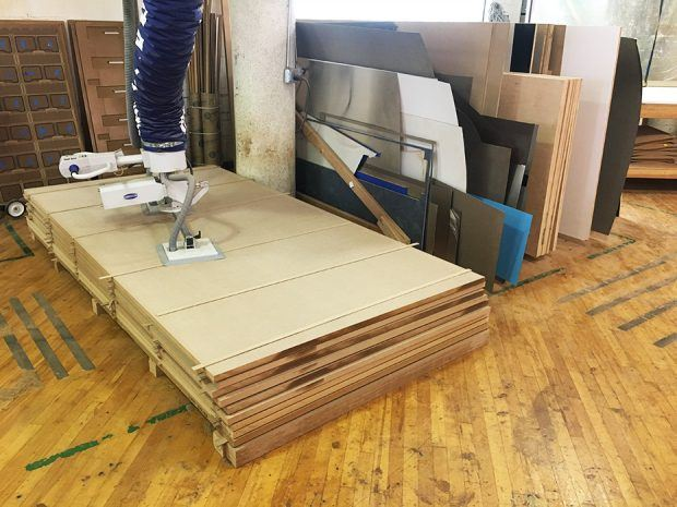 Engineered Panels for Conference Tables