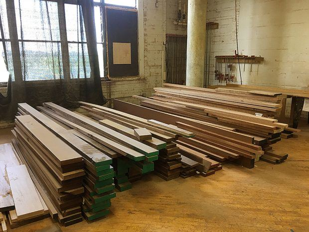 Lumber for Conference Tables