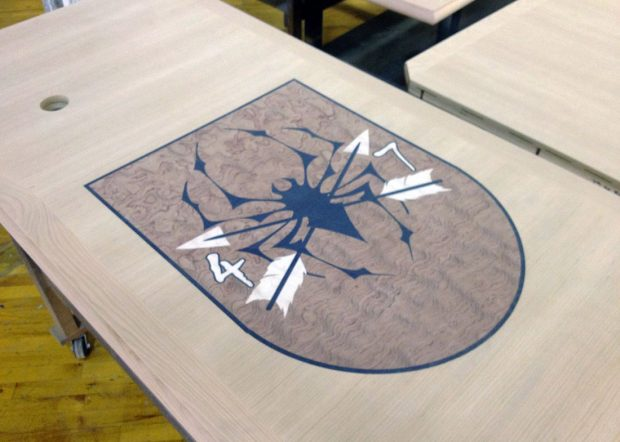 7th Special Forces Group Custom Meeting Room Table Logo