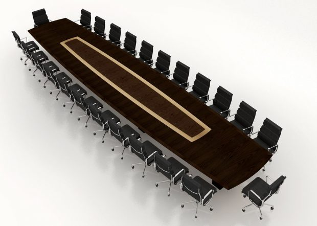 Aclaris Ultra Grade Long Conference Table
