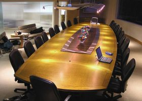 AFRT Ultra Grade Modern Conference Table