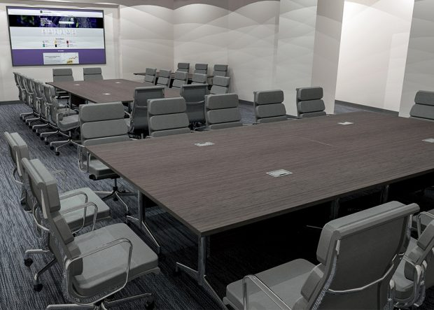 AGDIA Modular Folding Meeting Room Tables