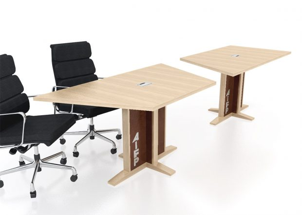 AIFP Reconfigurable Conference Room Tables