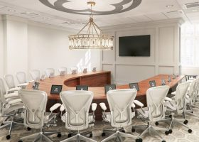 AKA Designs U Shaped Conference Table