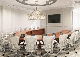 AKA Designs U Shaped Conference Table