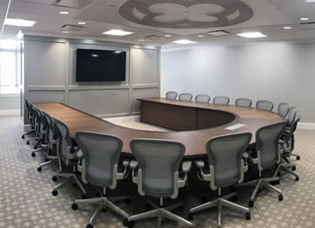 ADesigns Video Conference Meeting Table