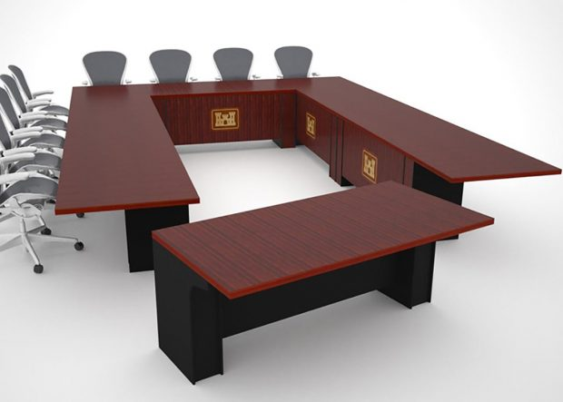 Army Corps of Engineers Modular Conference Room Tables