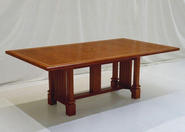Brandywine Custom 6 Seat Boardroom Table