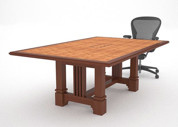 Brandywine Custom Boardroom Table