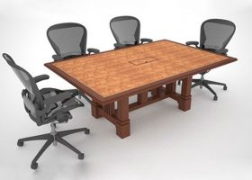Brandywine Premium Boardroom Meeting Table