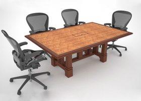 Brandywine Premium Boardroom Meeting Table