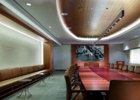 Campbells Soup Custom Boardroom Conference Table