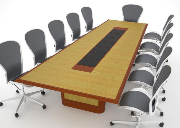 Colorcon Boardroom Conference Table