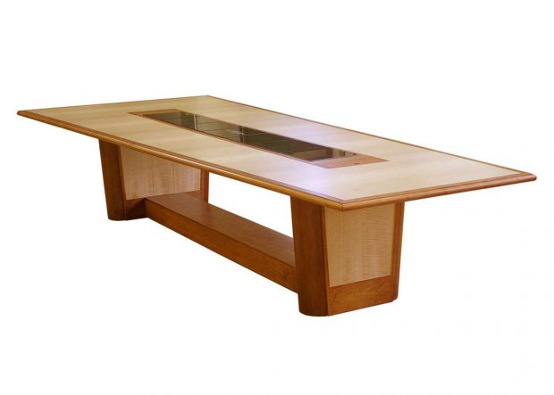 Colorcon Custom Video Conference Table