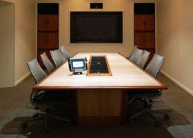 Colorcon Granite Conference Table