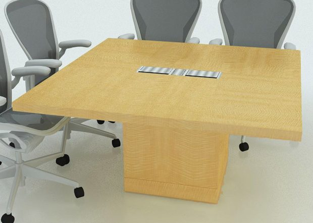 Dechert Easily Moved Modular Conference Tables