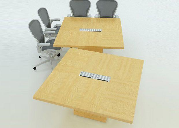 Dechert Modular Conference Room Furniture