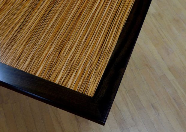 Drexel University Curved Conference Table Edge