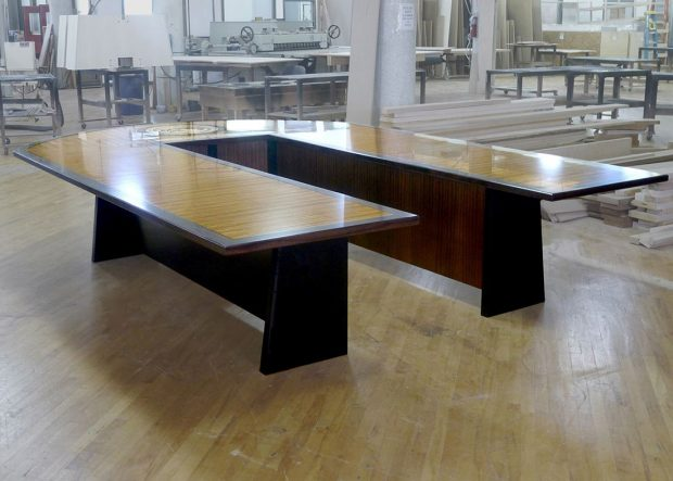 Drexel University High End Conference Tables