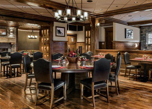 Lindy Farms Custom Dining Room Table