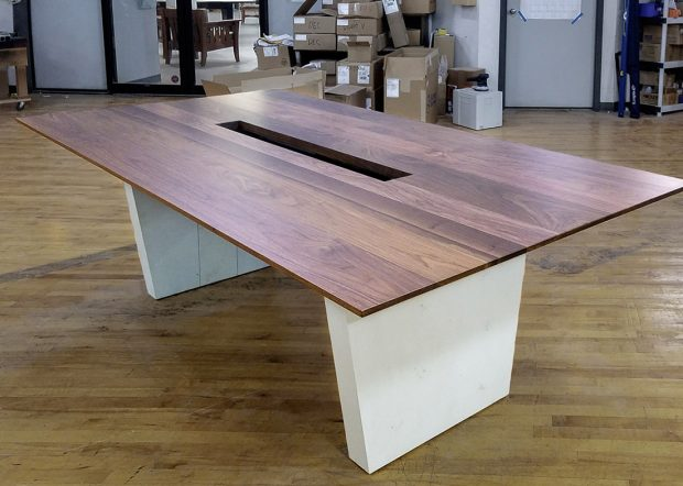 Zwilling Wood Conference Room Table