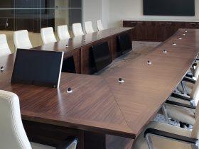 videoconferencing table