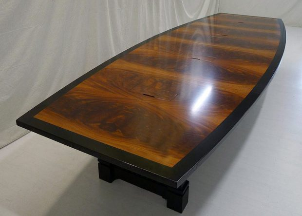 Brandywine Foundation House Mahogany Conference Table