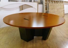 CCG Laminate Oval Conference Room Table