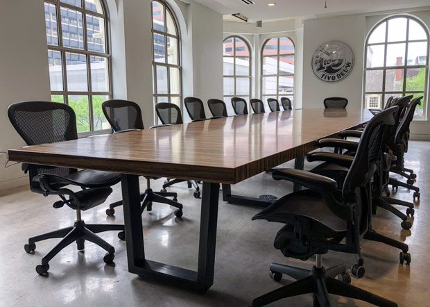 Five Below 20 Seater Modern Conference Table