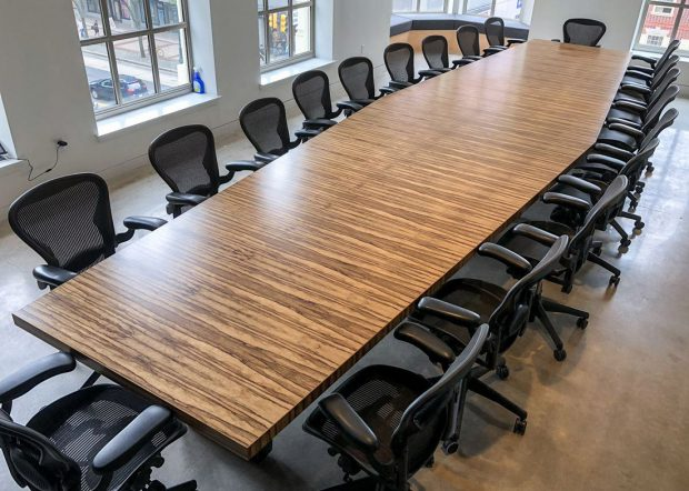 Five Below Moden Style Conference Table