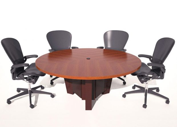 Fort Sumter Round Conference Table