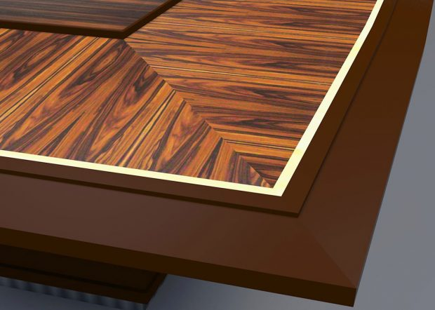 Foxwoods Ultra Custom Wood Conference Tables
