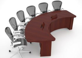 Fresco Premium Small Meeting Table