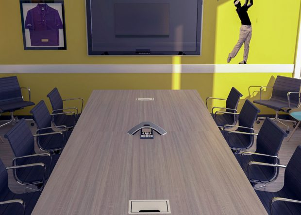 Geico Custom Laminate Conference Table