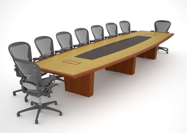 Geocomp Energy 16 Person Conference Table