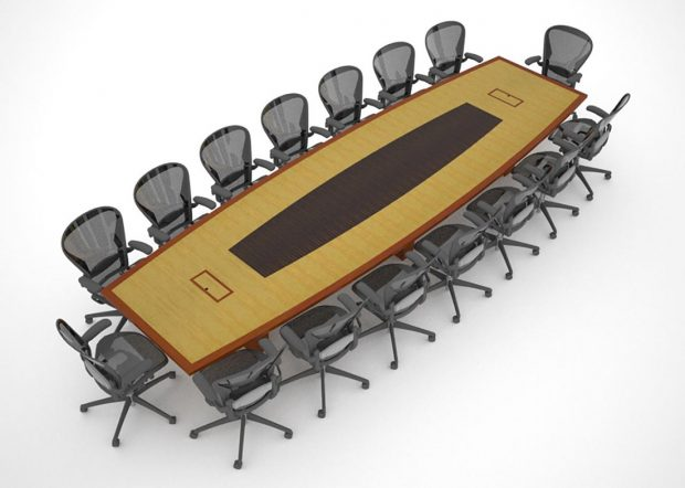Geocomp Energy 16 Seater Conference Table