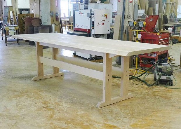 Goodwin Procter Live Edge Conference Table for Sale